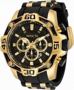 Invicta Pro Diver Chronograph Quarz 33837 100M Herrenuhr