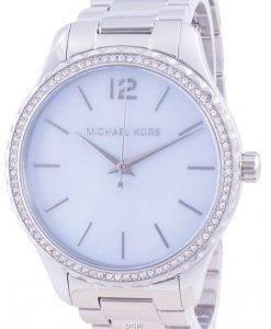 Michael Kors Layton Diamant Akzente Quarz MK6847 Damenuhr