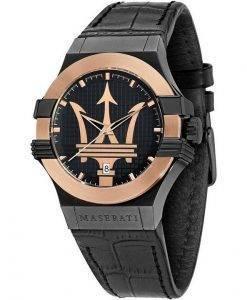 Maserati Triconic Chronograph Quarz R8873639003 100M Herrenuhr