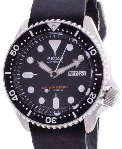 Seiko Automatic Diver SKX007J1-var-LS19 200M Japan Made Herrenuhr