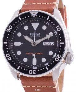 Seiko Discover More Automatic Diver SKX007K1-var-LS21 200M Herrenuhr