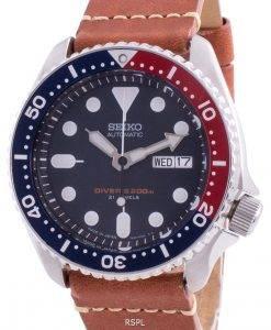 Seiko Automatic Diver SKX009J1-var-LS21 200M Japan Made Herrenuhr