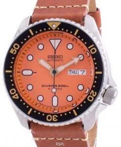 Seiko Automatic Diver SKX011J1-var-LS21 200M Japan Made Herrenuhr