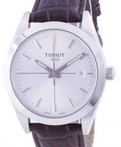 Tissot T-Classic Gentleman Quarz T127.410.16.031.01 T1274101603101 100M Herrenuhr
