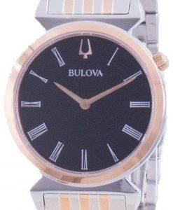 Bulova Classic Regatta Quartz 98L265 Womens Watch
