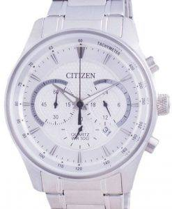 Citizen Quartz Chronograph AN8190-51A 100M Mens Watch