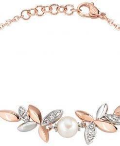 Morellato Gioia Rose Gold Tone Stainless Steel SAER14 Womens Bracelet