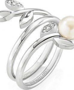 Morellato Gioia Stainless Steel SAER26014 Womens Ring