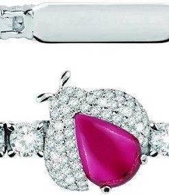 Morellato Tesori Sterling Silver SAIW66 Womens Bracelet