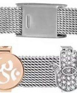 Morellato Sensazioni Stainless Steel Mesh SAJT75 Womens Bracelet