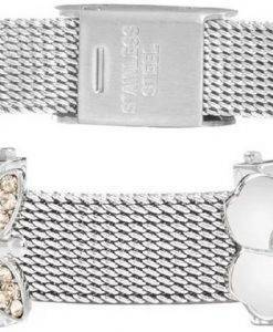 Morellato Sensazioni Stainless Steel Mesh SAJU01 Womens Bracelet
