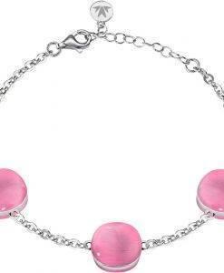 Morellato Gemma Sterling Silver Chain SAKK65 Womens Bracelet
