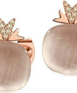 Morellato Gemma Rose Gold Tone Sterling Silver SAKK80 Womens Earring