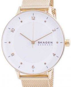 Skagen Riis Silver Dial Quartz SKW2914 Womens Watch