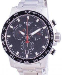 Tissot Supersport Chrono Quartz T125.617.11.051.00 T1256171105100 100M Mens Watch