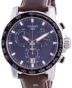 Tissot Supersport Chronograph Quartz T125.617.16.041.00 T1256171604100 100M Mens Watch
