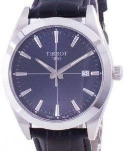 Tissot Gentleman Quartz T127.410.16.041.01 T1274101604101 100M Mens Watch
