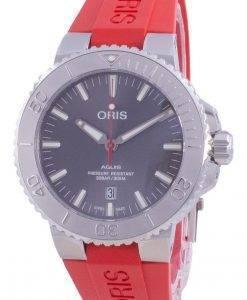 Oris Aquis Date Automatic Diver 01-733-7730-4153-07-4-24-66EB 300M Herrenuhr