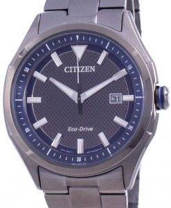 Citizen WDR Eco-Drive Blaues Zifferblatt AW1147-52L 100M Herrenuhr