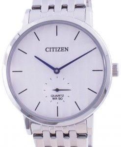 Citizen Silber Zifferblatt Edelstahl Quarz BE9170-56A Herrenuhr