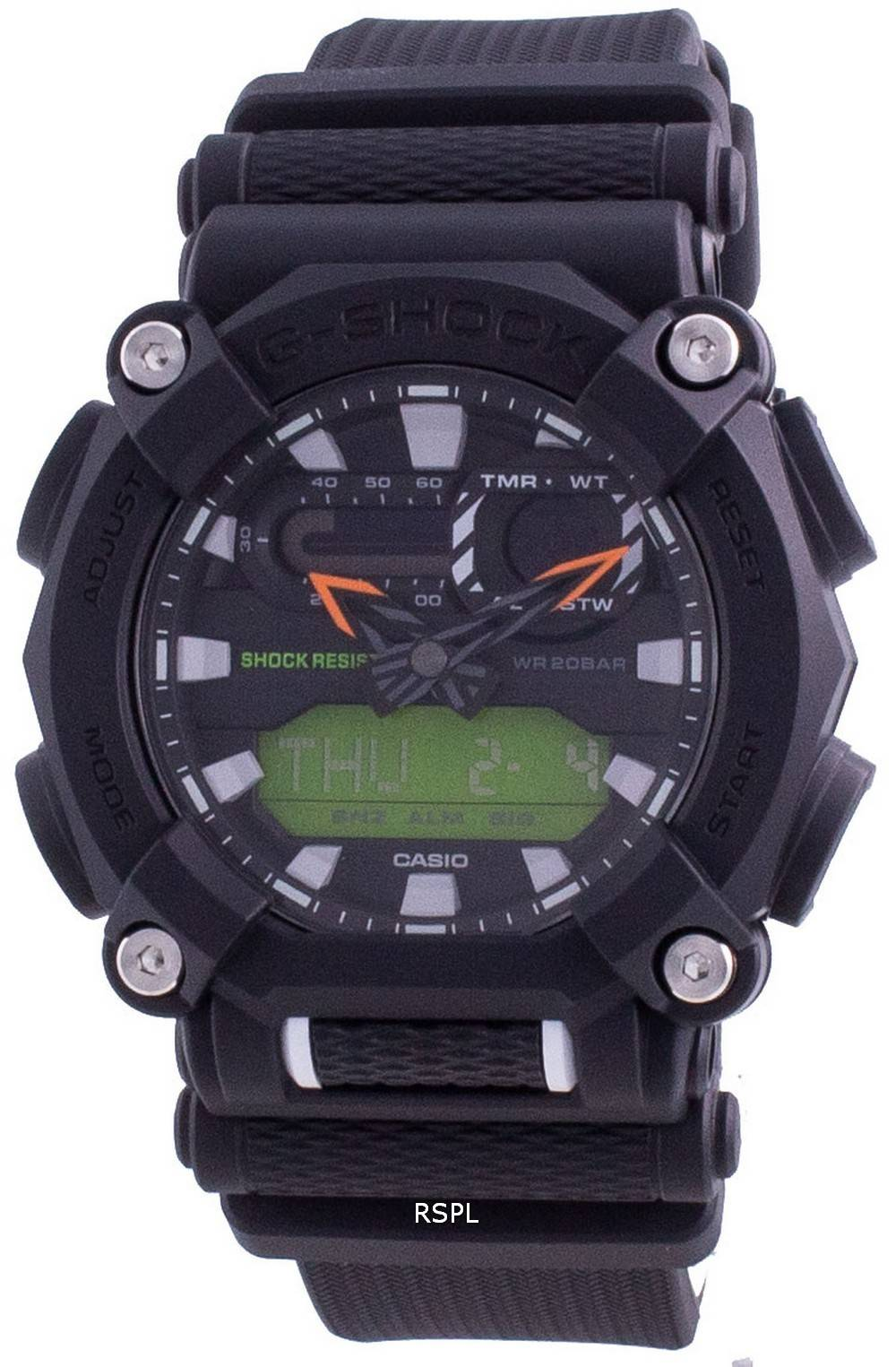 Casio G-Shock Analog Digital GA-900E-1A3 GA900E-1A3 200M Herrenuhr