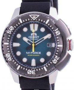 Orient M-Force Automatic Diver RA-AC0L04L00B 200M Herrenuhr