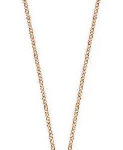 Morellato Gemma Gold Tone Sterling Silber SAKK05 Damen Halskette