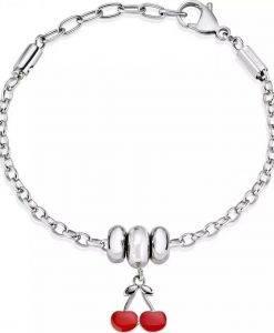 Morellato Drops Edelstahl SCZ890 Damenarmband