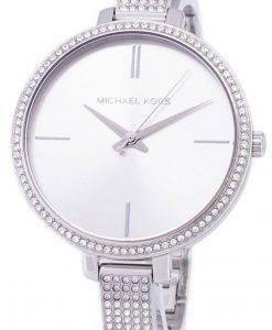 Überholte Michael Kors Jaryn Quarz Diamant Akzente MK3783 Damenuhr