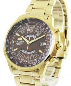Überholter Orient Automatic Perpetual Calendar FEU07003TX 100M Herrenuhr