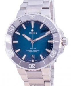Oris Aquis Date Automatic Diver 01-733-7732-4155-07-8-21-05PEB 300M Herrenuhr