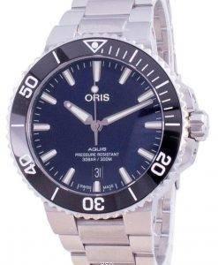 Oris Aquis Date Automatic Diver 01-733-7766-4135-07-8-22-05PEB 300M Herrenuhr
