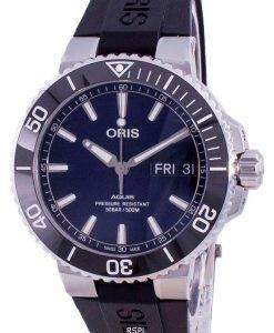 Oris Aquis Big Day Date Automatischer Taucher 01-752-7733-4135-07-4-24-64EB 500M Herrenuhr