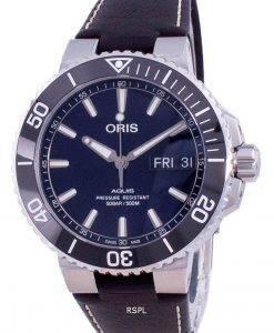 Oris Aquis Big Day Date Automatischer Taucher 01-752-7733-4135-07-5-24-10EB 500M Herrenuhr