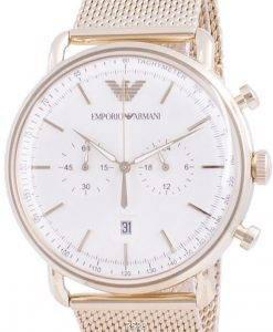 Emporio Armani Chronograph Quarz AR11315 Herrenuhr