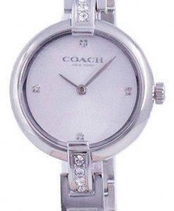 Coach Chrystie Diamond Accents Quartz 14503316 Damenuhr