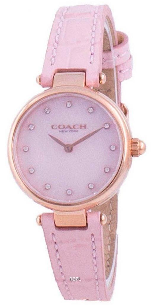 Coach Hayley Quarz Diamant Akzente 14503537 Damenuhr