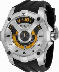 Invicta S1 Rally Black Dial Automatik 33484 100M Herrenuhr