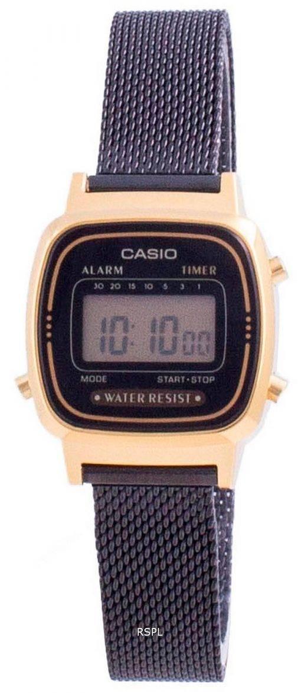 Casio Jugend Vintage Digital LA670WEMB-1 Damenuhr