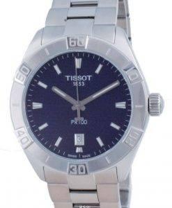 Tissot PR 100 Sport Quartz T101.610.11.041.00 T1016101104100 100M Herrenuhr