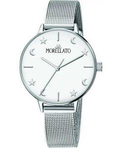Morellato Ninfa Quarz mit weißem Zifferblatt R0153141533 Damenuhr